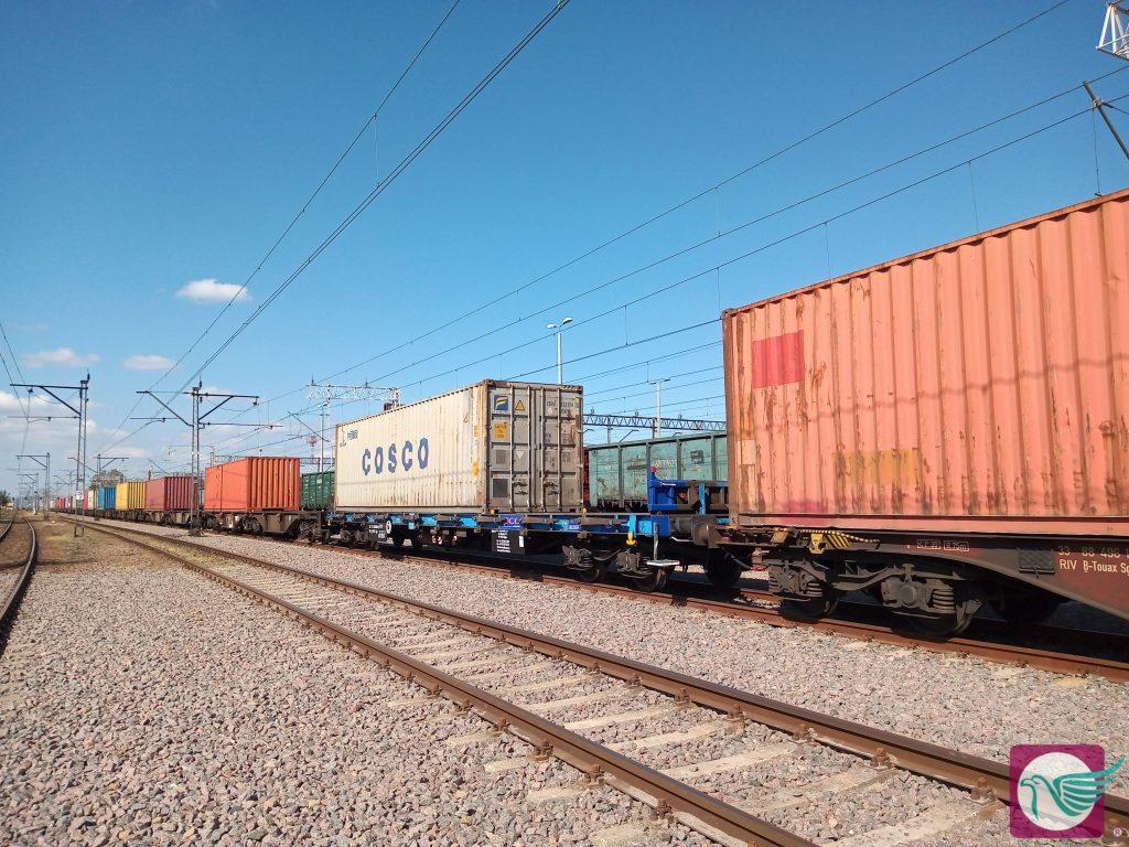 Logistyka kolejowa TSL Silesia